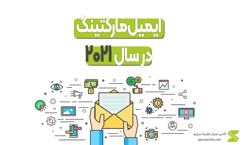ایمیل مارکتینگ در سال 2021